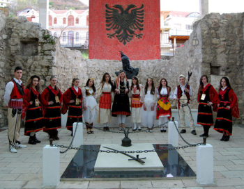 Lezha Scanderbeg-Memorial