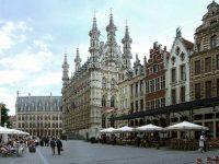 Nella regione delle Fiandre per scoprire Leuven