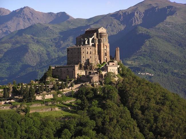 Viaggio in Bassa Val di Susa: la meraviglia della Sacra