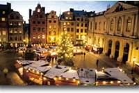 Natale, luci e colori di Stoccolma