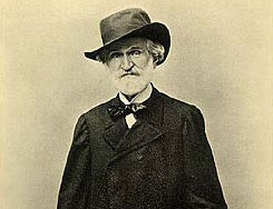 Giuseppe Verdi Il compositore nel 1899
