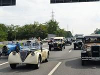 Milano-Varese: grande festa in autostrada