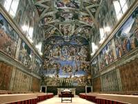 Musei vaticani e Cappella Sistina in versione gay