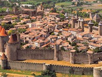Carcassonne ricorda l'architetto Viollet-le-Duc