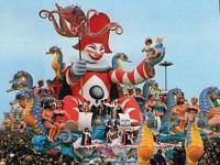 L'imperdibile Carnevale di Viareggio