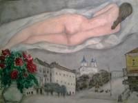 La poesia pittorica di Marc Chagall