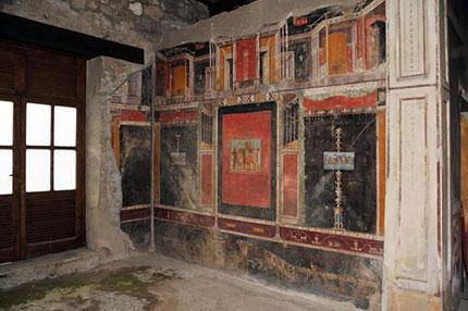 Buone notizie da Pompei