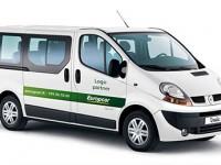 Europcar: noleggio di pulmini a nove posti