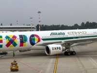 Expo 2015: Alitalia e Etihad avviano i lavori