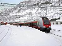 Norvegia ferroviaria