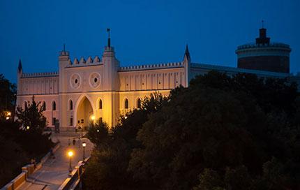 Lublino Il Castello di Lublino