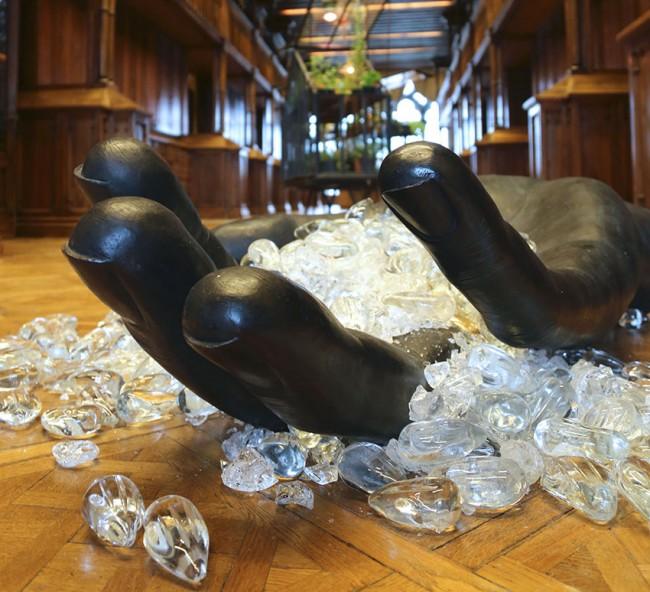 Glasstress Gotika: la biodiversità alla Biennale di Venezia