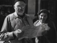 Ernest Hemingway a Cortina