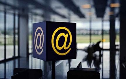 Il Wi-Fi negli aeroporti europei