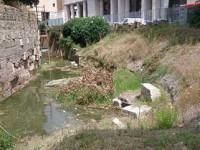 A Roma il Mausoleo di Augusto finisce a mollo