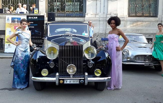 L' automobile tra eleganza e stile