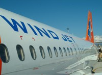 Accordo Meridiana-Wind Jet per voli in code share