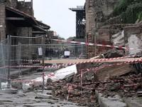 Pompei, ciò che l'eruzione conservò l'incuria e la pioggia distruggono