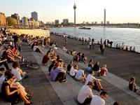 Düsseldorf: cultura, musica e shopping in riva al Reno