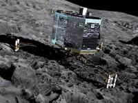 L'informazione non vola nello spazio con Rosetta
