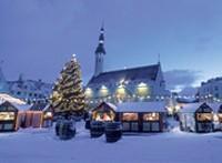 L'albero di Natale. Un'invenzione di Tallinn