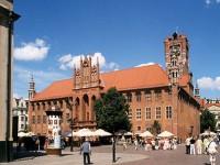 Tórun la bella città polacca di Copernico