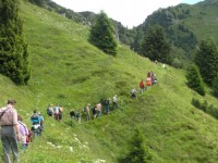 Trentino, Valle di Ledro: il mondo visto da una… malga