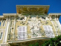 Pesaro: Diletto e Armonia. Villeggiature marine Liberty
