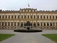 Monza la Villa Reale e il San Francesco di Caravaggio