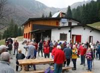 Alpe Corte il primo rifugio senza barriere