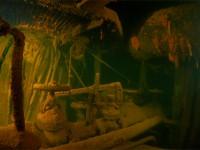 Ad Arenzano la mostra è in fondo al mare
