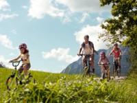 Austria: pedalare nel verde e nelle città