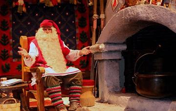 Andare Da Babbo Natale.Piu Facile Andare Da Babbo Natale Mondointasca