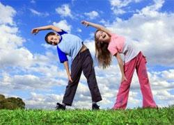 Yoga e pesca alla trota  per bimbi iperattivi
