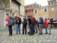 Da Fidenza a Lucca lungo la Via Francigena