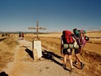 A quattro chilometri l'ora, pellegrini verso Santiago