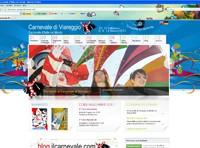 """Il Carnevale cambia """"maschera"""" sul web"""