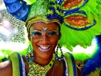 Il carnevale nell'isola di Aruba