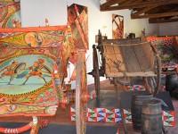 Carretto siciliano da museo