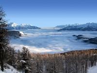Sciare nella Valle del Cervino