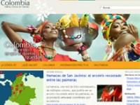 La Colombia sul web