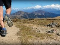 L'avventura di una corsa in montagna