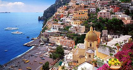 Un viaggio in Italia nell'uovo di Pasqua