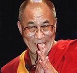 Il Dalai Lama cittadino di Venezia