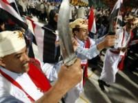 Nello Yemen, la danza della jambiya