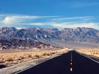 Il fascino dei deserti californiani