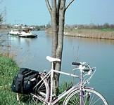 Navigare sul delta del Po