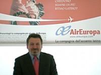 Nuovo direttore Italia per Air Europa