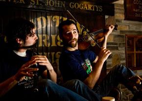 """Dublino Un classico """"irish"""": la musica nei pub"""