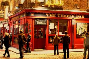 Dublino Il mitico Temple Bar